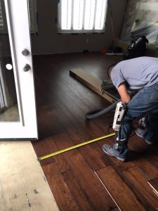 Hardwood Installation by professionals | Direct Carpet Unlimited
