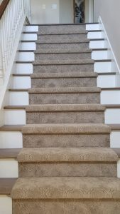 carpet runner on stairs | Direct Carpet Unlimited