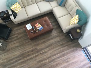 Standard choice for commercial space| Hardwood floor | Direct Carpet Unlimited