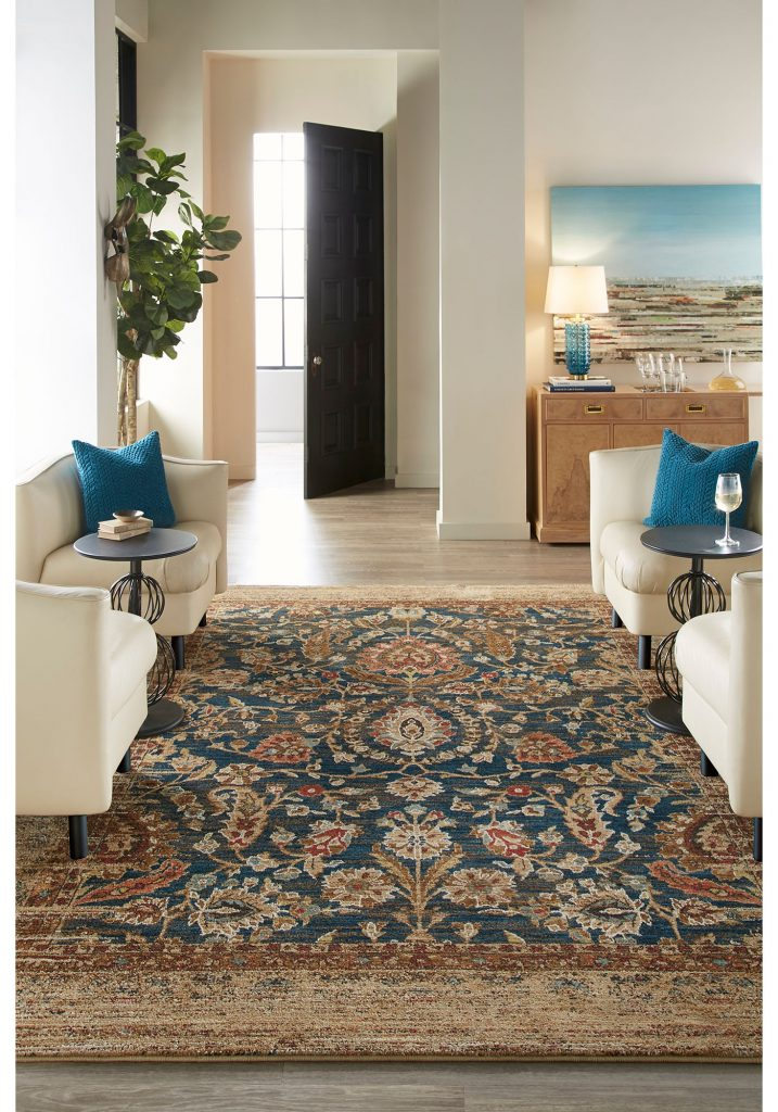 Area rug covering whole room | Direct Carpet Unlimited