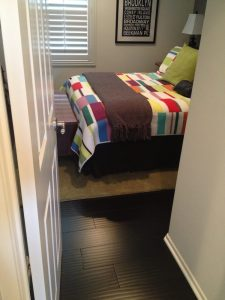 Bedroom Flooring Roomscene | Direct Carpet Unlimited