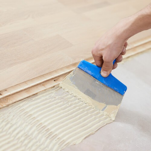 Hardwood installation | Direct Carpet Unlimited