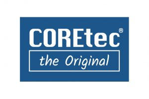 Coretec the original logo | Direct Carpet Unlimited