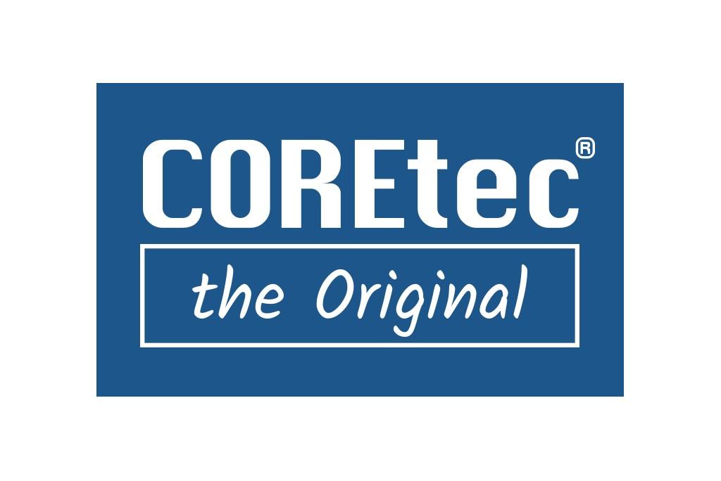 Coretec the original logo | Direct Carpet Unlimited