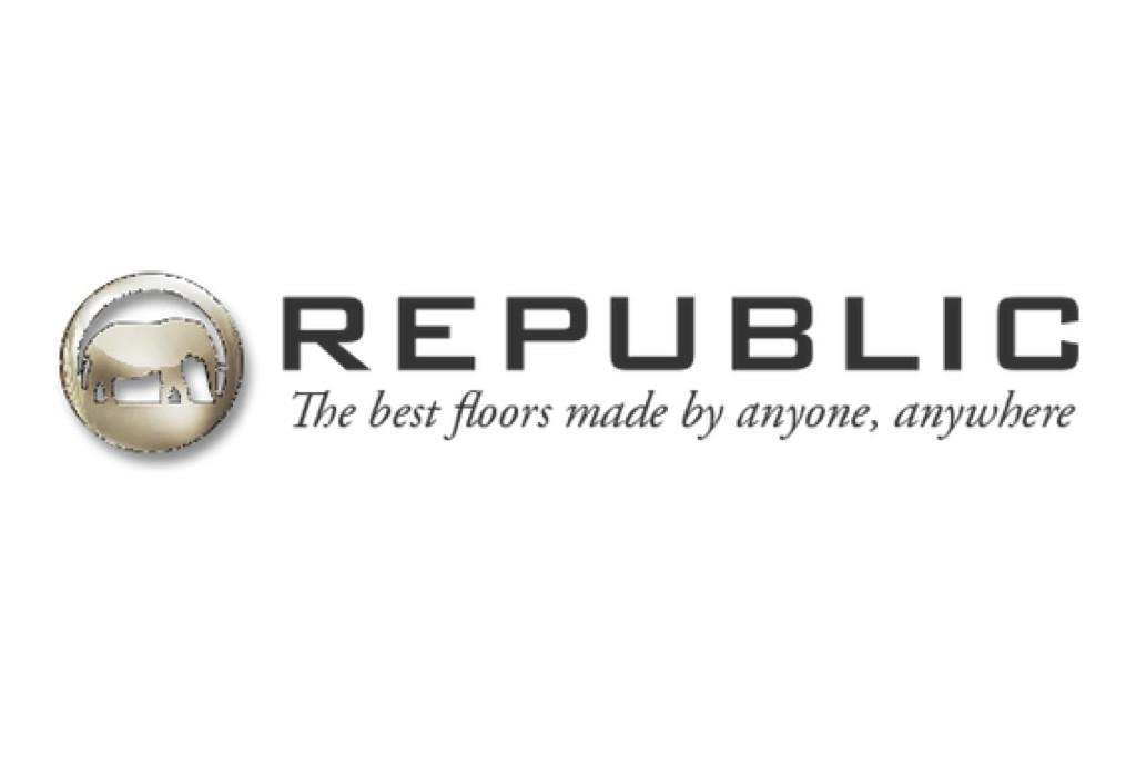 Republic logo | Direct Carpet Unlimited