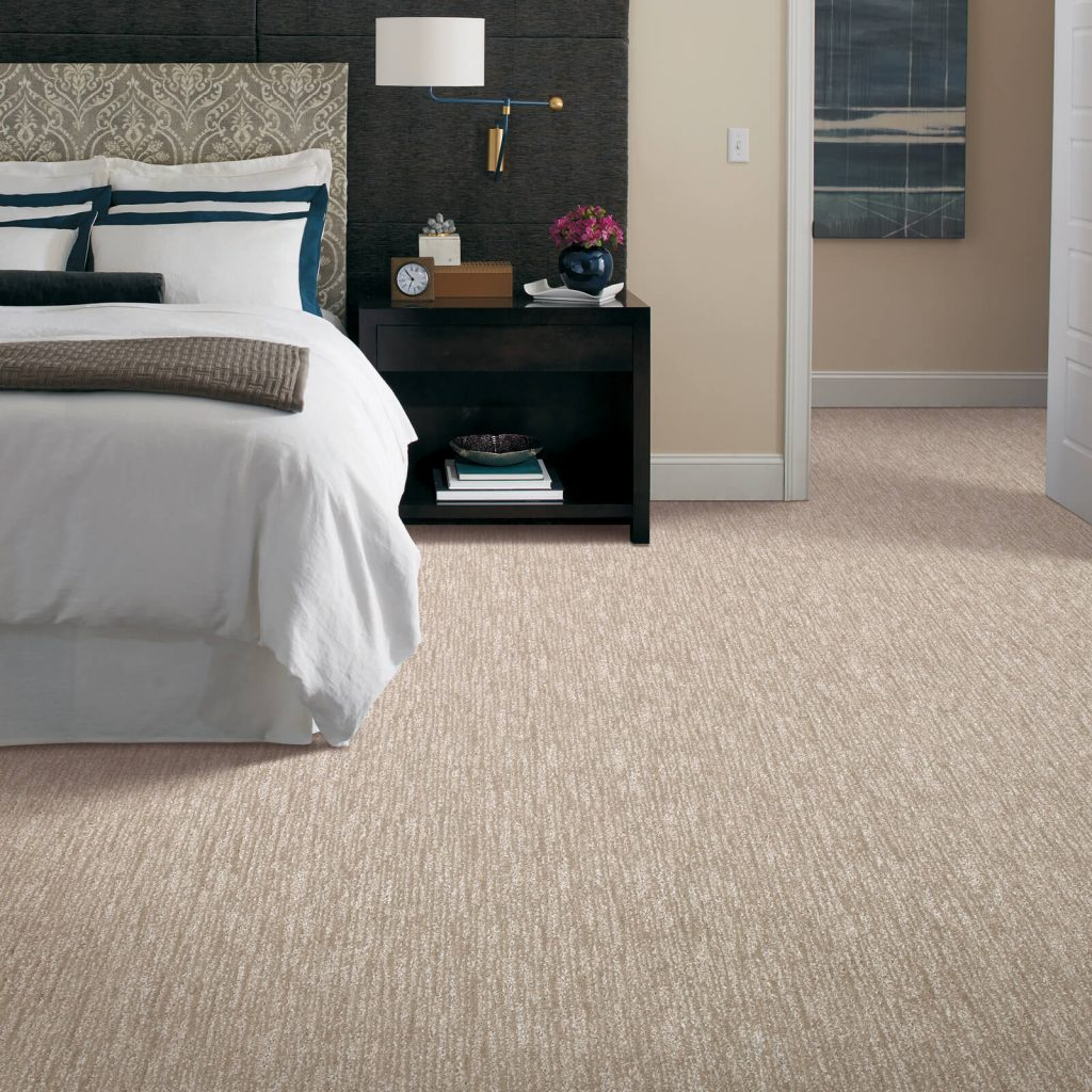 Carpet in bedroom | Direct Carpet Unlimited