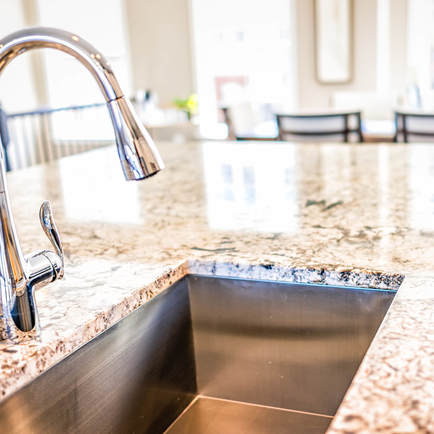 Kitchen countertop | Direct Carpet Unlimited