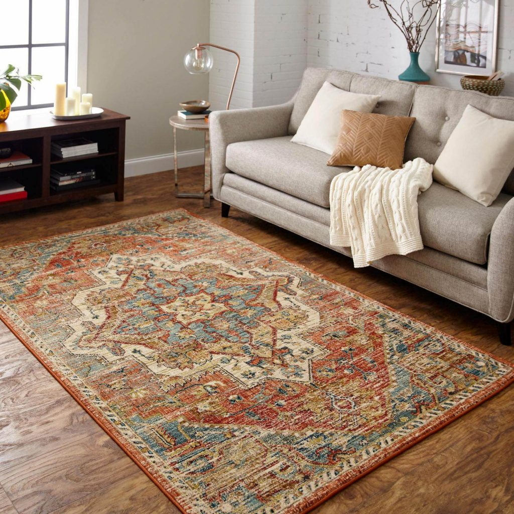 How to Select a Rug for Your Living Area | Direct Carpet Unlimited