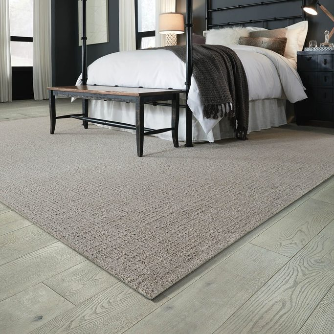 Spacious bedroom | Direct Carpet Unlimited